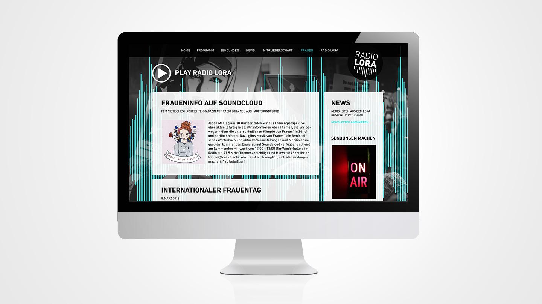 Website – Radio Lora